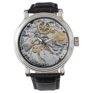 ヴィンテージの内部の働き 腕時計