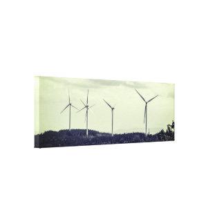 ヴィンテージの効果|の風力 キャンバスプリント