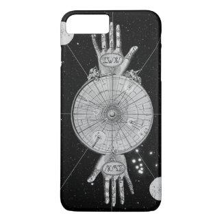 ヴィンテージの占星術の神秘的なiPhone 7のプラスの場合 iPhone 8 Plus/7 Plusケース