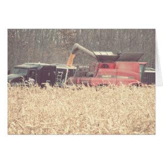 ヴィンテージの収穫 カード