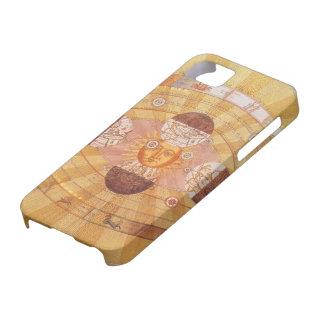 ヴィンテージの天文学、旧式なCopernican太陽系 iPhone 5 Case-Mate ケース