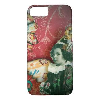 ヴィンテージの妖精のIPhoneの例 iPhone 8/7ケース