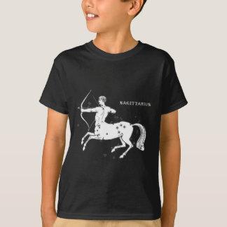 ヴィンテージの射手座 Tシャツ