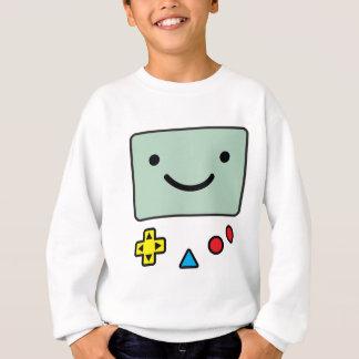 ヴィンテージの小型のゲーム スウェットシャツ