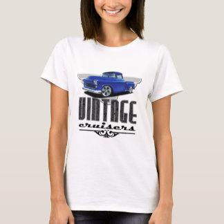 ヴィンテージの巡洋艦 Tシャツ