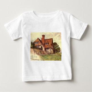ヴィンテージの庭の芸術- Tyndale、ウォルター ベビーTシャツ
