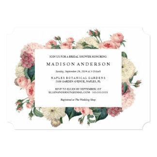 ヴィンテージの庭|の結婚式招待状 カード