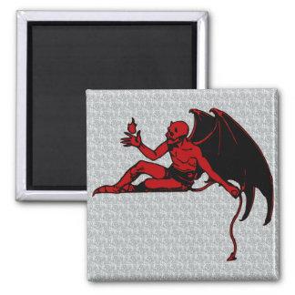 ヴィンテージの悪魔 マグネット