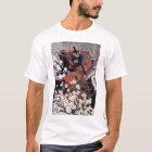 ヴィンテージの日本人の芸術 Tシャツ