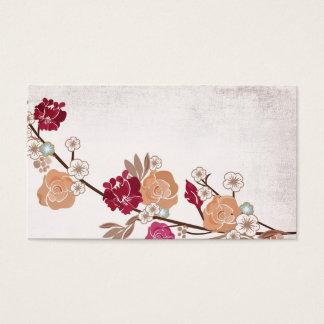 ヴィンテージの日本語によっては名刺が開花します 名刺