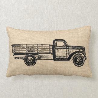 ヴィンテージの旧式な自動車トラックのカスタムの枕 ランバークッション