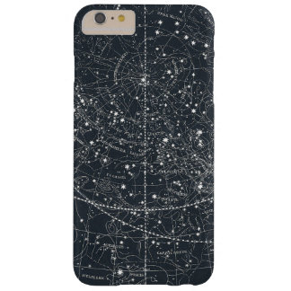 ヴィンテージの星座の地図 BARELY THERE iPhone 6 PLUS ケース