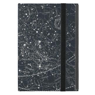 ヴィンテージの星座の地図 iPad MINI ケース