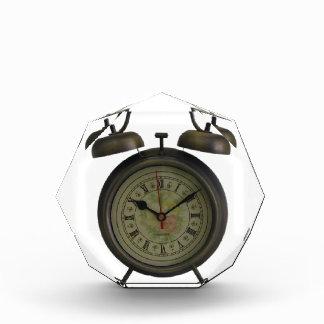 ヴィンテージの時計 表彰盾