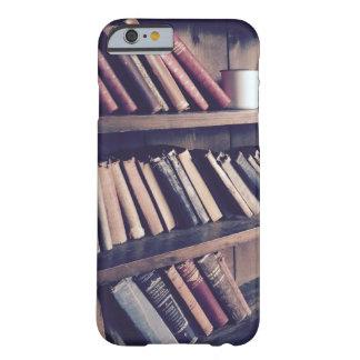ヴィンテージの本の電話箱 BARELY THERE iPhone 6 ケース