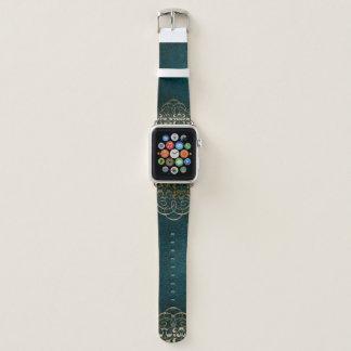 ヴィンテージの模造のな革本のAppleの時計バンド42MM Apple Watchバンド