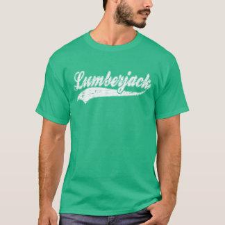 ヴィンテージの樵 Tシャツ