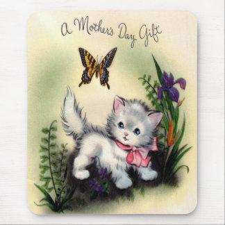 ヴィンテージの母の日のマウスパッド マウスパッド