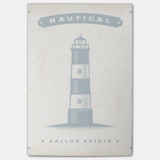 ヴィンテージの灯台ポスター1 ポストイット