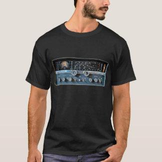 ヴィンテージの短波のラジオのTシャツ Tシャツ