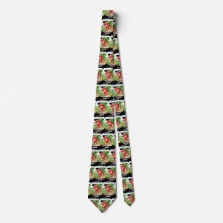 ヴィンテージの種の包みのラベルの芸術、深紅のラディッシュ ネクタイ