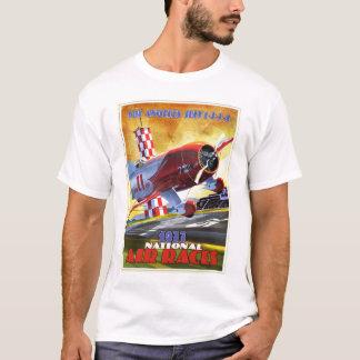 ヴィンテージの空気レーサー Tシャツ