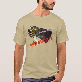 ヴィンテージの第2次世界大戦米国のプロパガンダのTシャツ Tシャツ