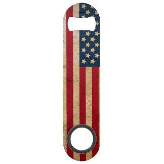 ヴィンテージの米国旗の速度の栓抜き スピード栓抜き