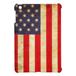 ヴィンテージの米国旗 iPad MINI CASE