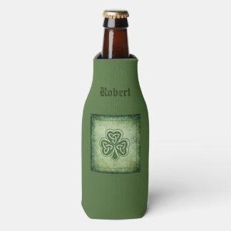 ヴィンテージの粋なgrundgeのアイルランド人のシャムロック ボトルクーラー