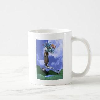 ヴィンテージの縦のMotorHomeのチョッパー (VVMC) コーヒーマグカップ
