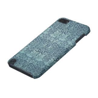 ヴィンテージの織物パターンBrerのウサギウィリアム・モリス iPod Touch 5G ケース