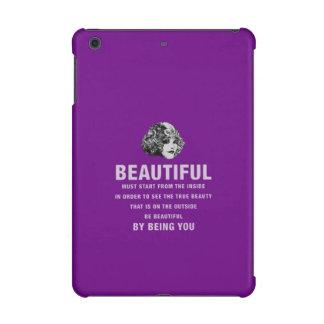 ヴィンテージの美しい絶対必要の開始の紫色