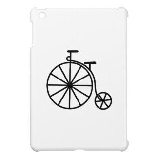 ヴィンテージの自転車のピクトグラムのiPad Miniケース iPad Mini Case