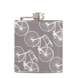 ヴィンテージの自転車のフラスコ フラスク
