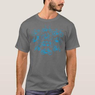 ヴィンテージの自転車のTシャツ Tシャツ