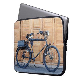ヴィンテージの自転車 ラップトップスリーブ