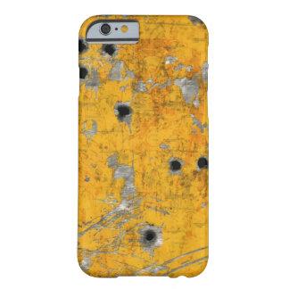 ヴィンテージの航空機胴体(弾痕) BARELY THERE iPhone 6 ケース