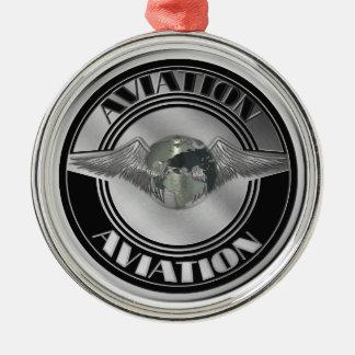 ヴィンテージの航空芸術 メタルオーナメント