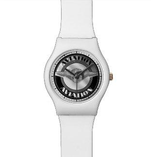 ヴィンテージの航空芸術 腕時計