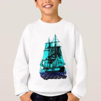 ヴィンテージの船 スウェットシャツ