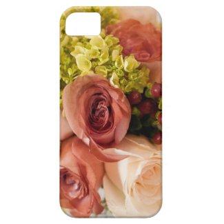 ヴィンテージの花束の箱 Case-Mate iPhone 5 ケース