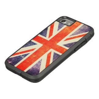 ヴィンテージの英国国旗の旗 Case-Mate TOUGH EXTREME iPhone 7ケース