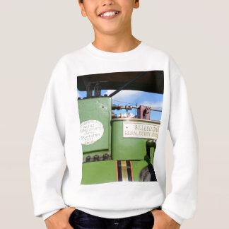 ヴィンテージの蒸気ローラー スウェットシャツ