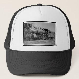 ヴィンテージの蒸気機関機関車の鉄道 キャップ