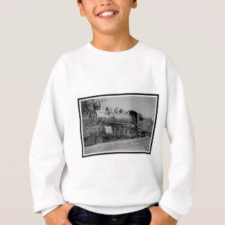 ヴィンテージの蒸気機関 スウェットシャツ