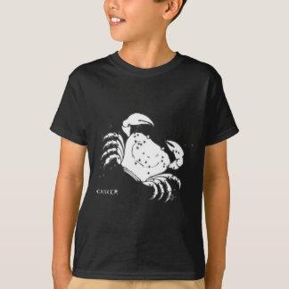 ヴィンテージの蟹座 Tシャツ