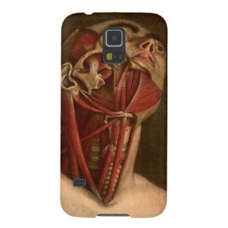 ヴィンテージの解剖学|の頭部および首 GALAXY S5 ケース