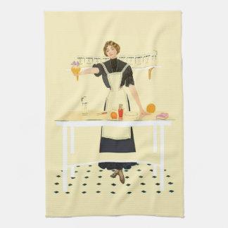 ヴィンテージの調理師の台所タオル キッチンタオル