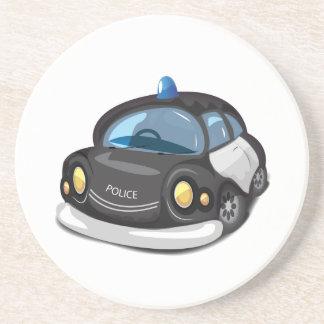 ヴィンテージの警察官車 コースター